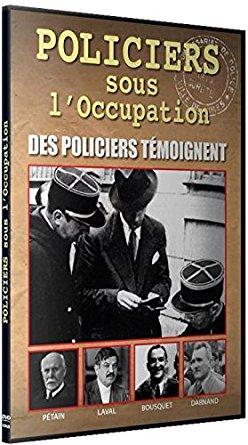 DVD POLICIERS SOUS L'OCCUPATION