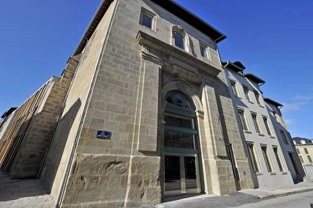 PHOTO MUSEE DE LA RESISTANCE LIMOGES Source httpwww.ville-limoges.fr