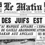 Il y a 80 ans le premier statut des Juifs : le vrai récit historique ?
